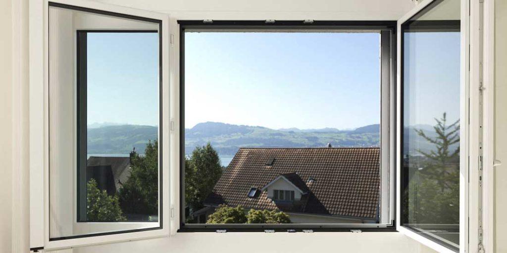 ferestre termopan din pvc si aluminiu