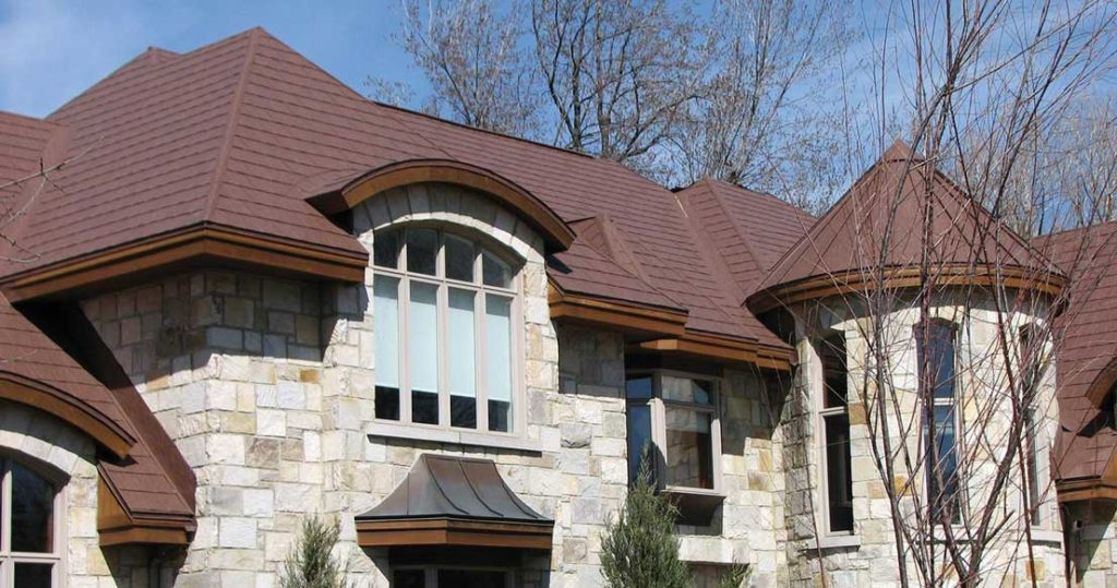 acoperis casa din tigla metalica