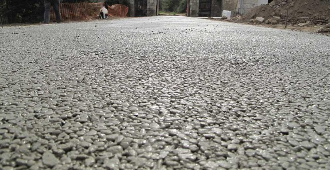 beton drenant