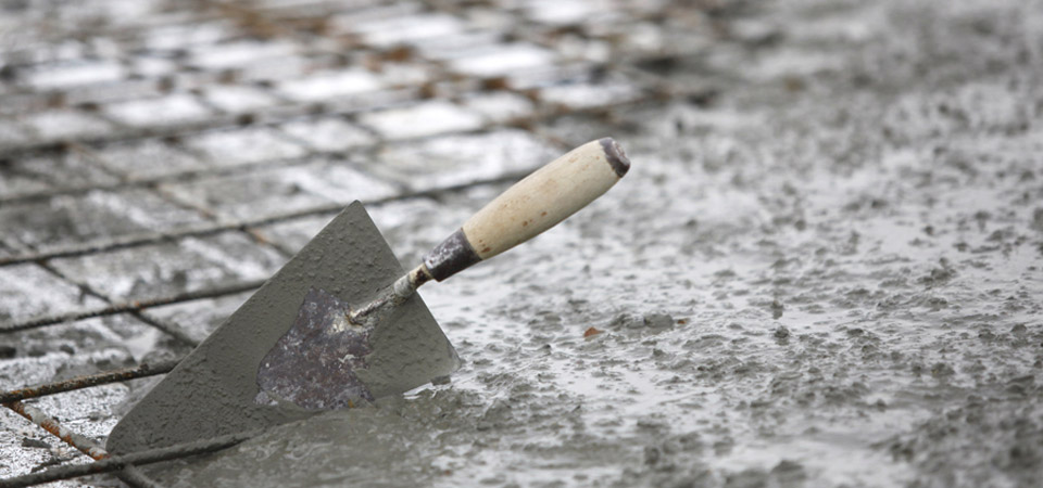 beton rezistent la apa