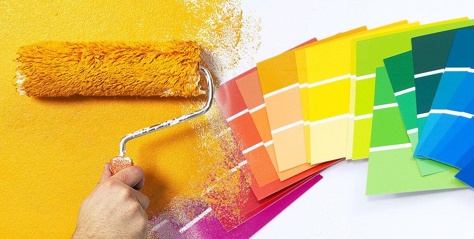 culori pentru vopsire apartament