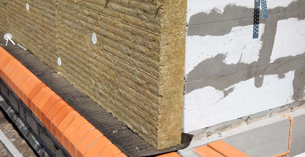 izolare pe exterior cu lana, vata minerala sau canepa