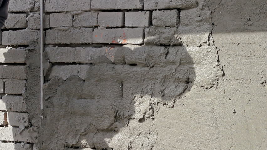 tencuiala perete cu ciment si mortar