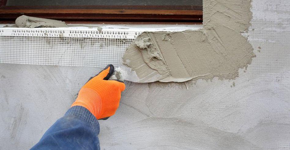tinci pe perete cu fibra de sticla