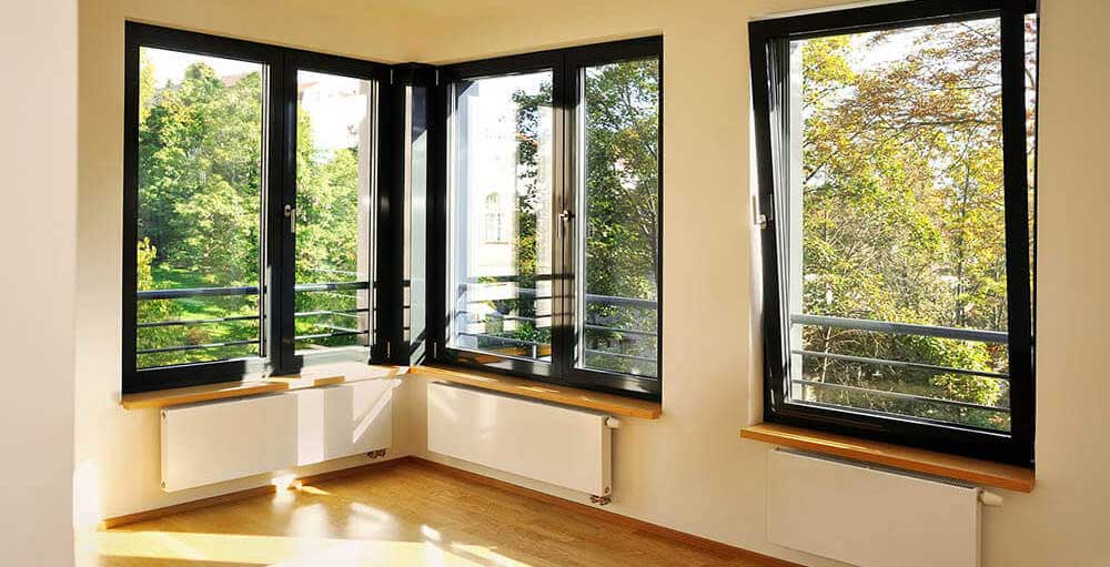 ferestre din aluminiu