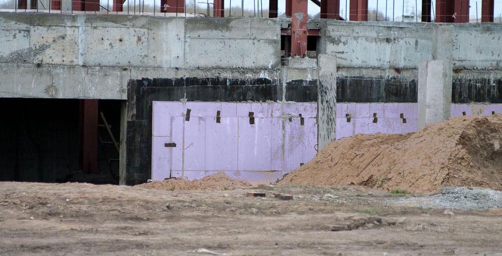 izolare fundatie casa