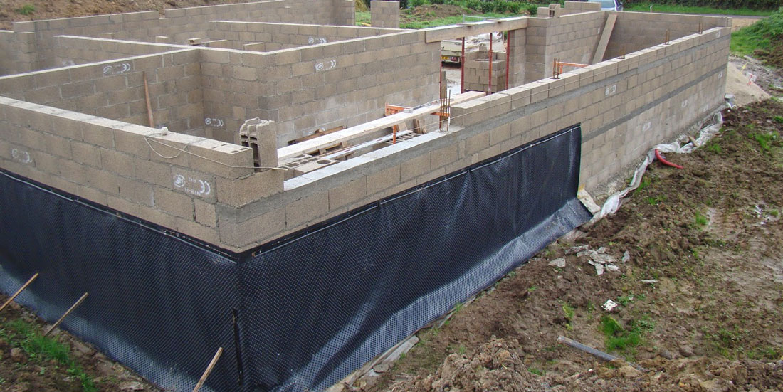 izolatie fundatie casa