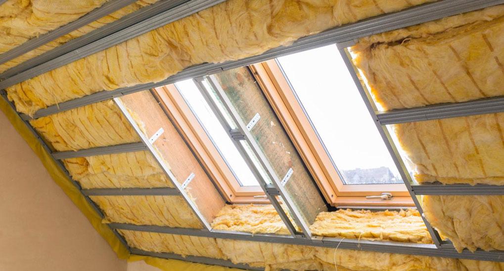 izolatie termica prin interior pentru acoperis si mansarda