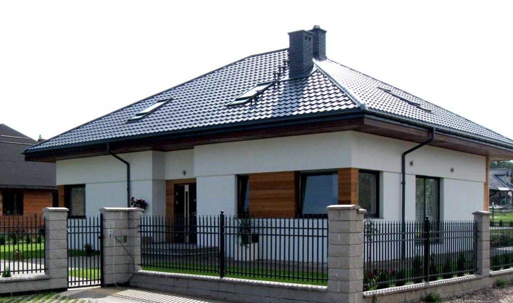 Modele de acoperișuri in 4 ape
