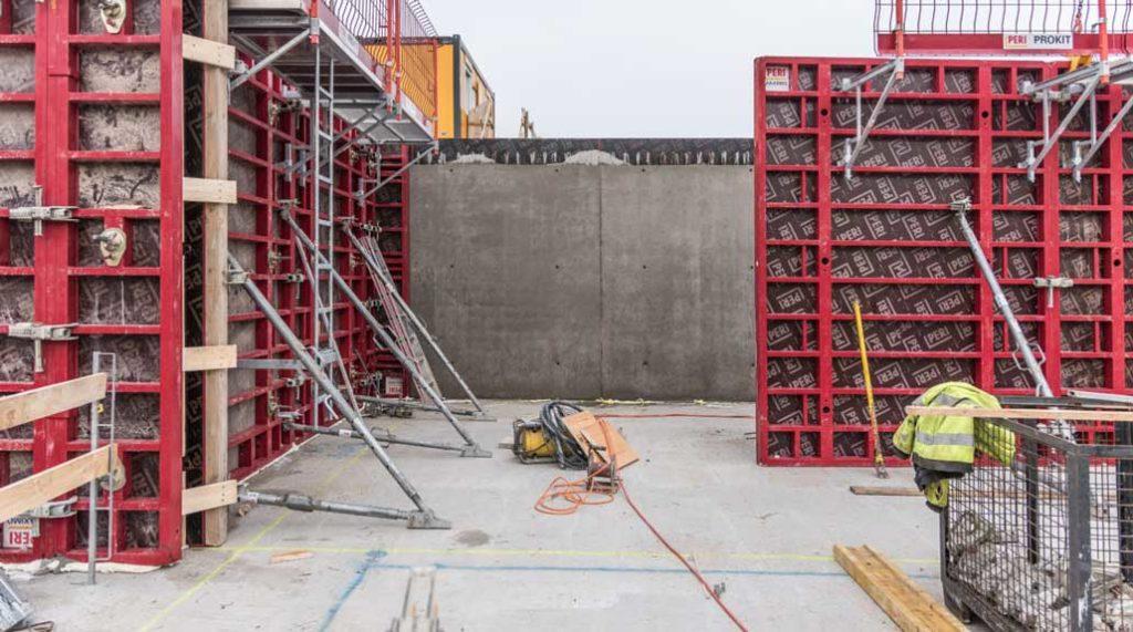 beton aparent monolit