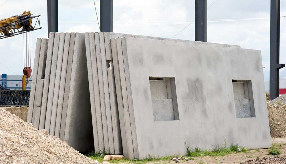 beton aparent prefabricat