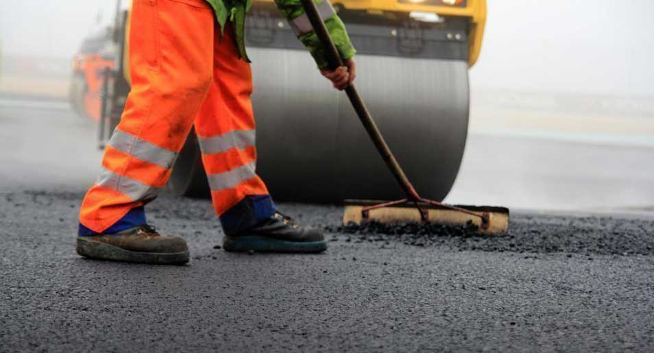 beton asfaltic pentru drum si sosea