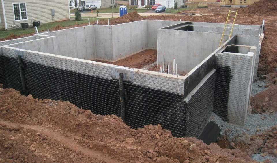 impermeabilizare fundatie pe exterior