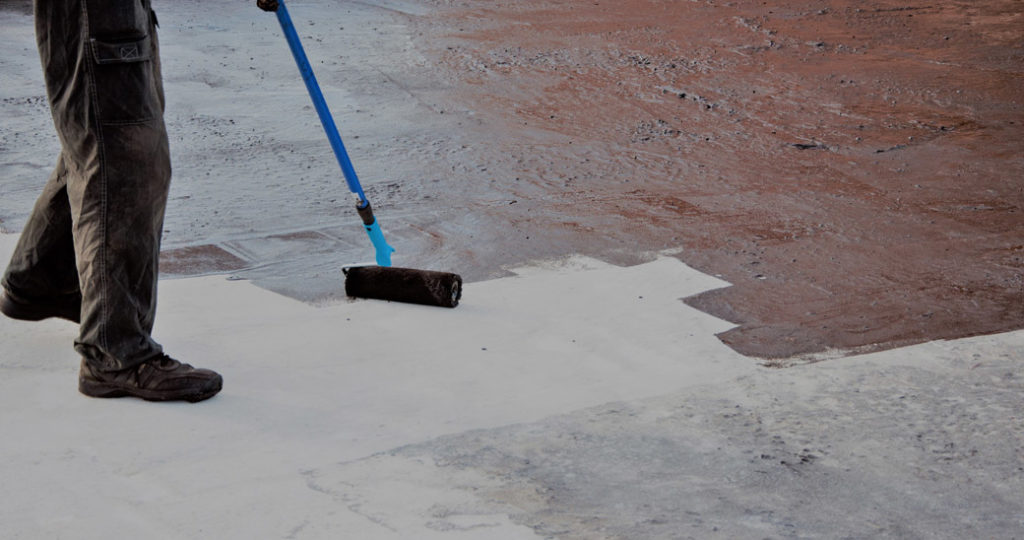 impermeabilizare lichida poliuretanica