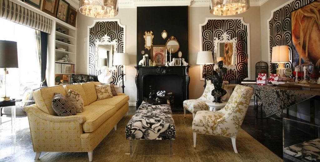 Amenajare casa stil clasic si elegant