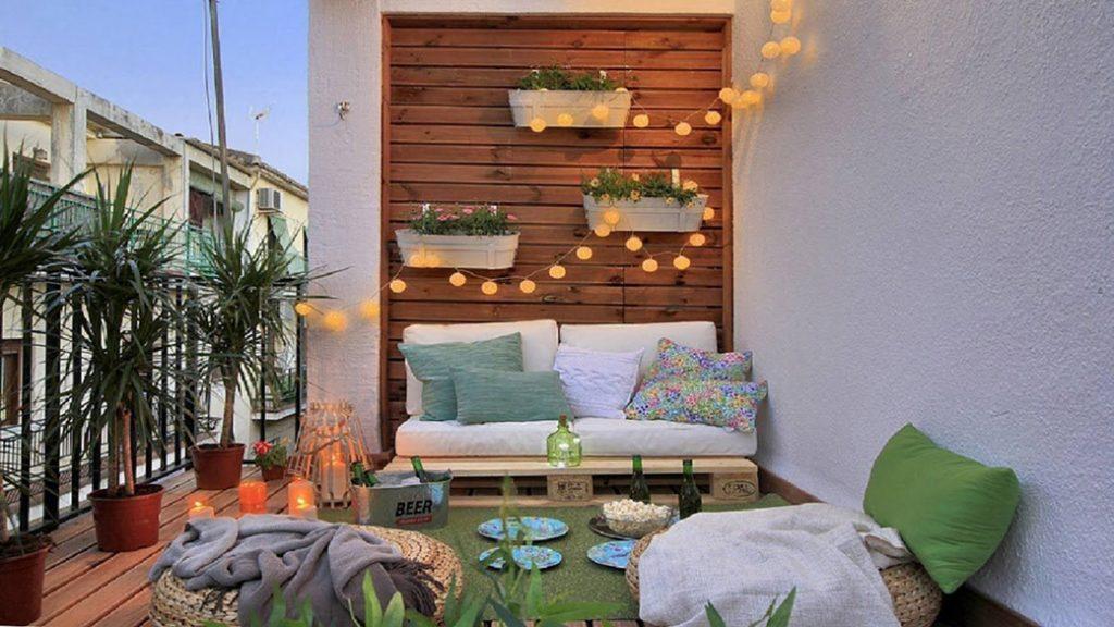 amenajare balcon pentru un apartament