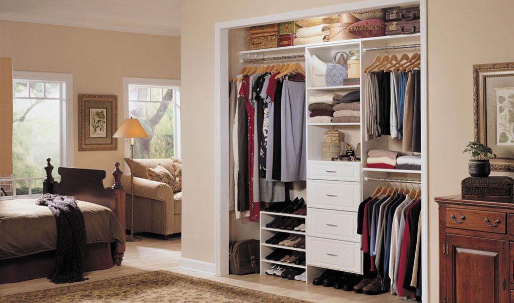 amenajare debara dormitor tip dressing