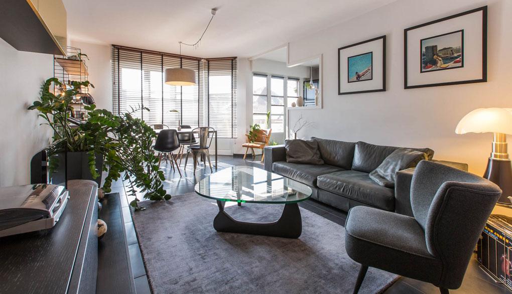 amenajare living apartament