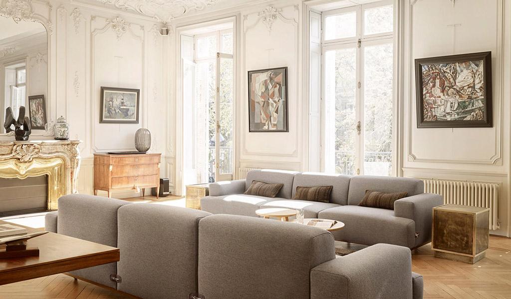 design apartament clasic