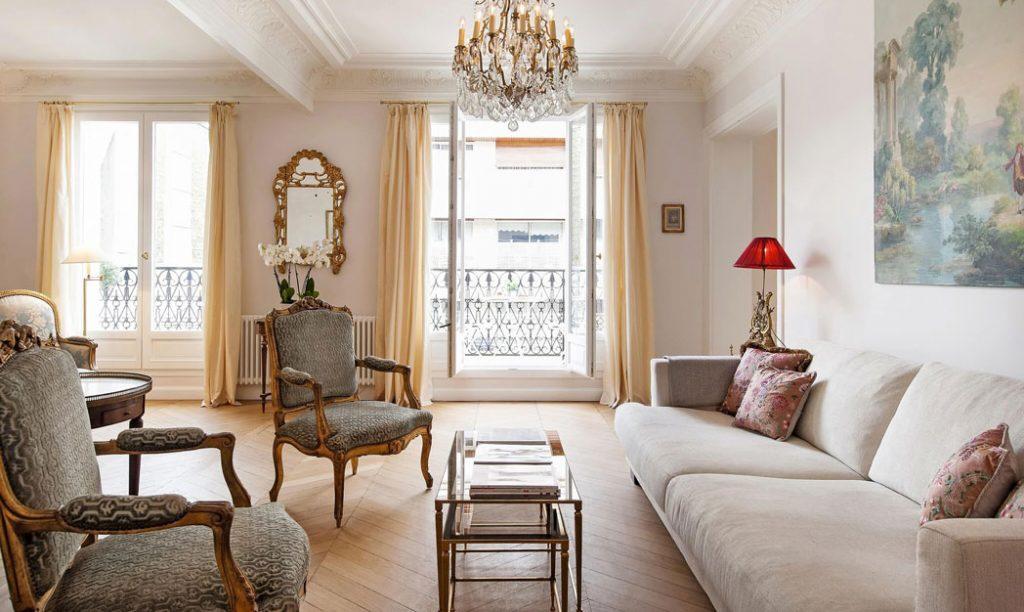 amenajare apartament luxos