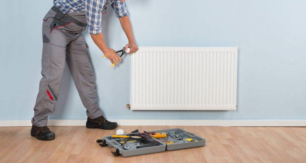 montaj calorifere casa