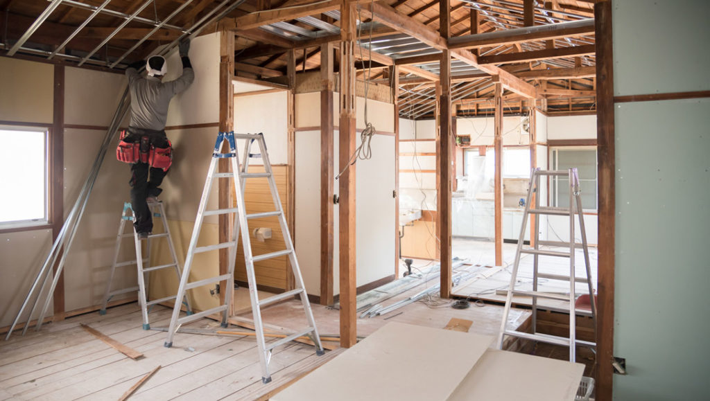 munca renovare interioara