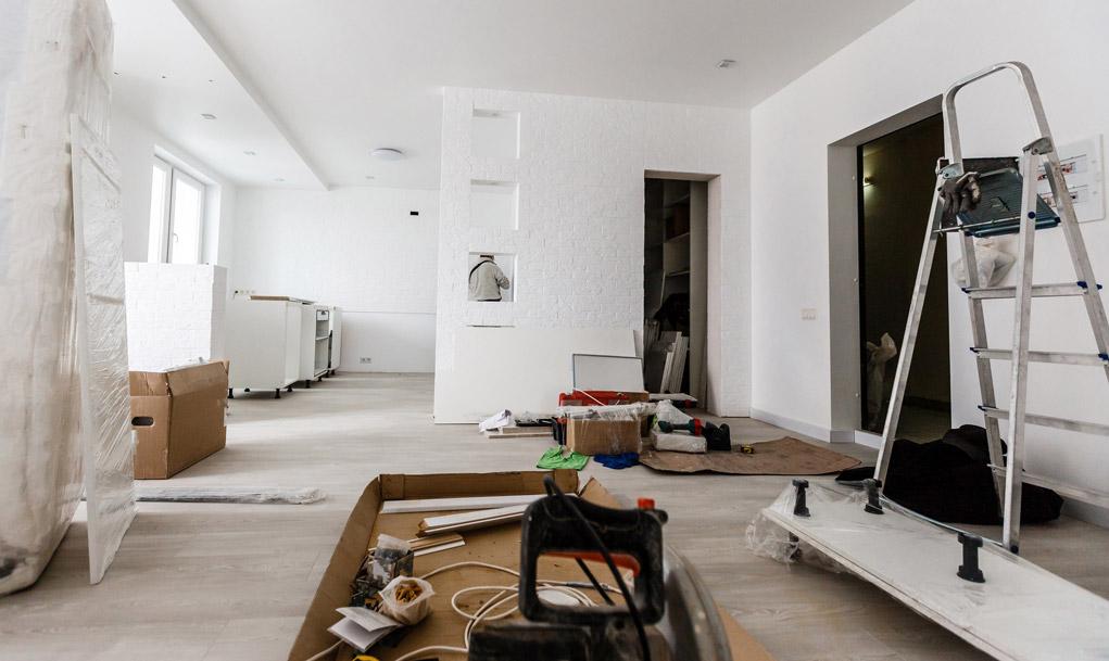 renovare apartament mare