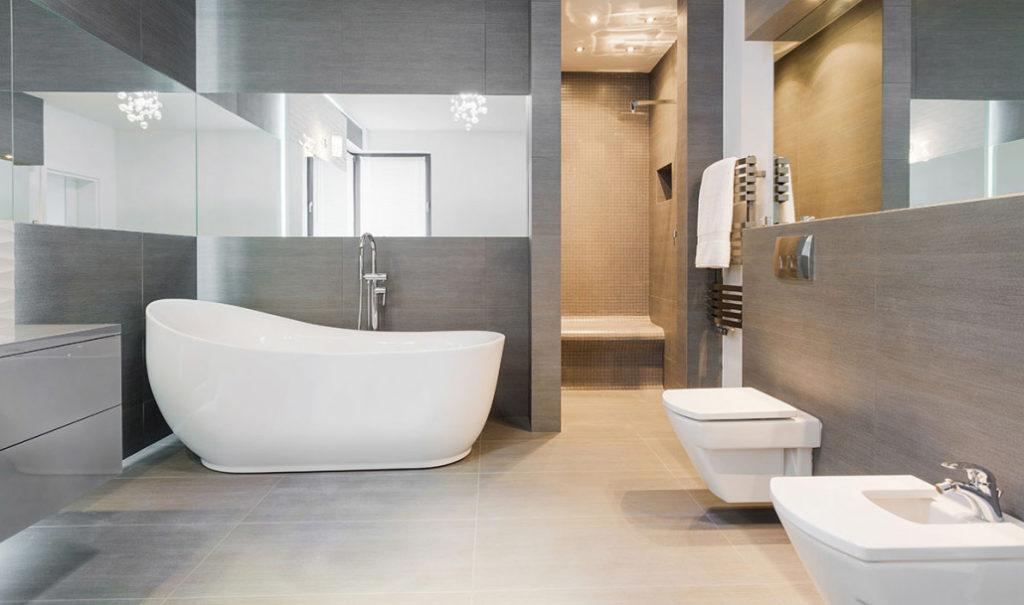 renovare baie casa