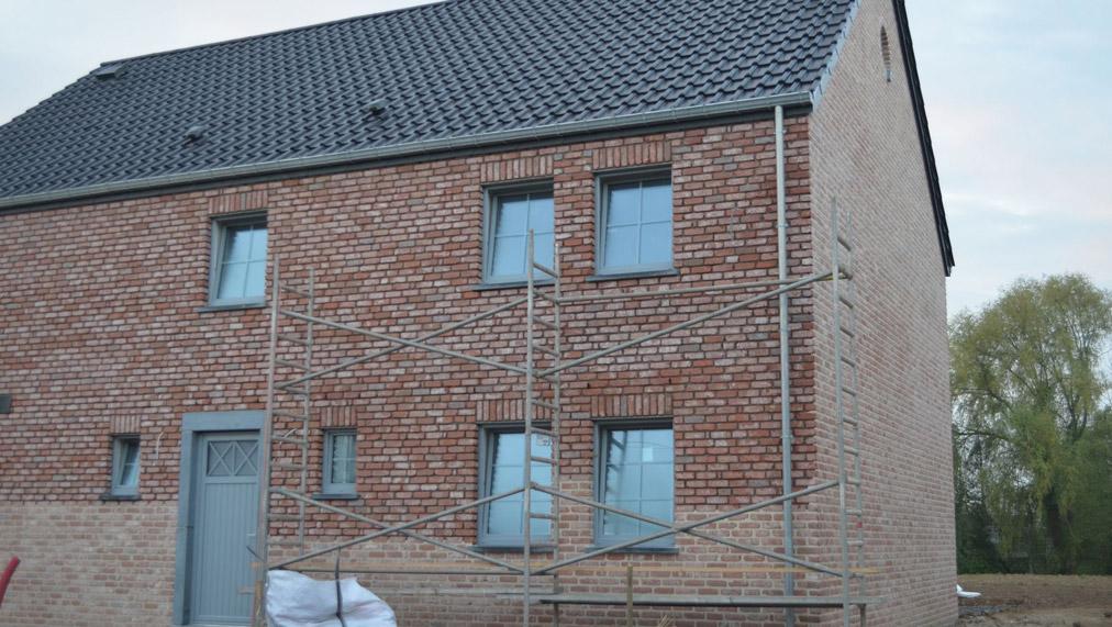 renovare perete exterior