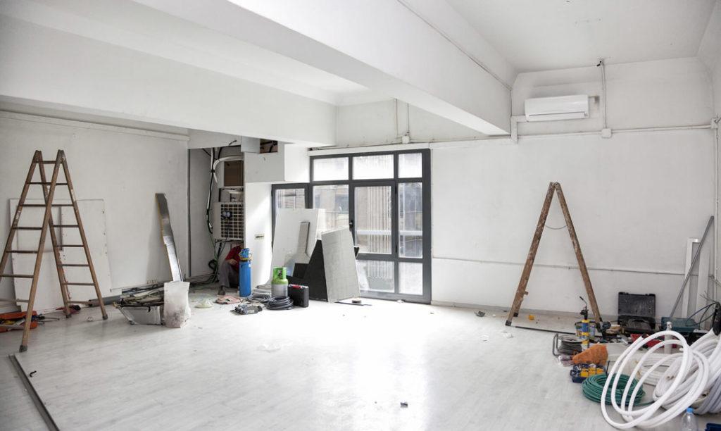 renovari pereti interiori