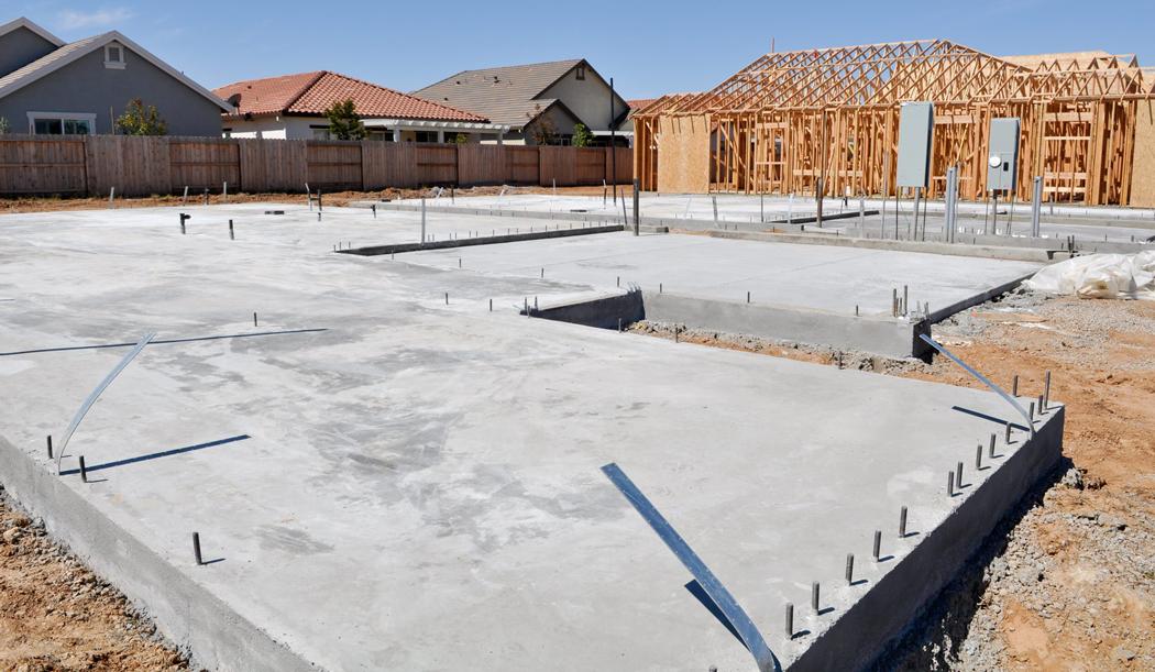 constructie fundatie casa