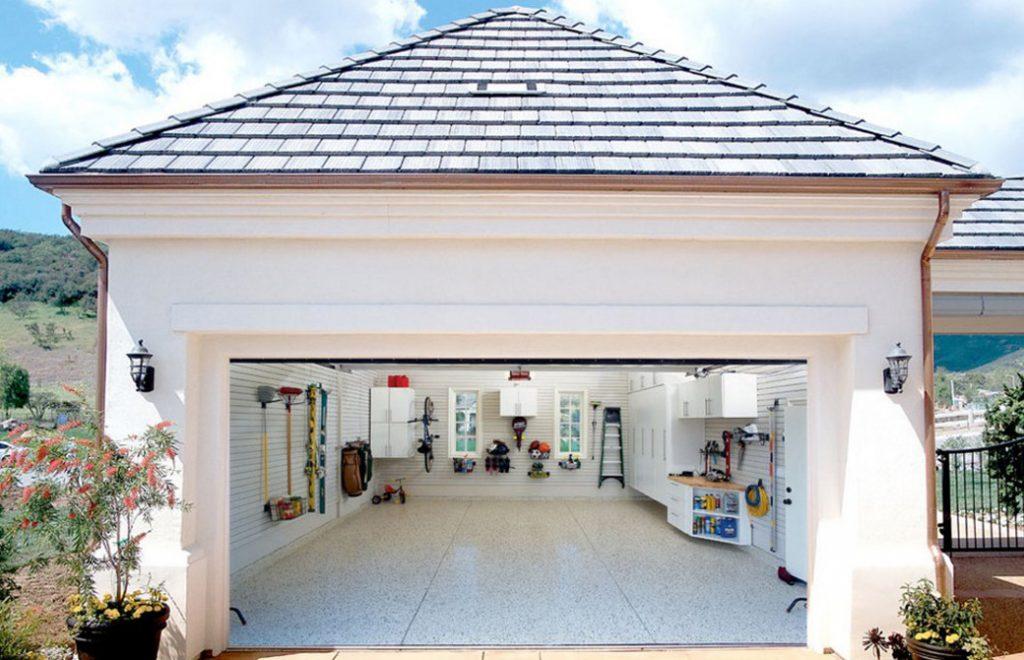 constructie garaj