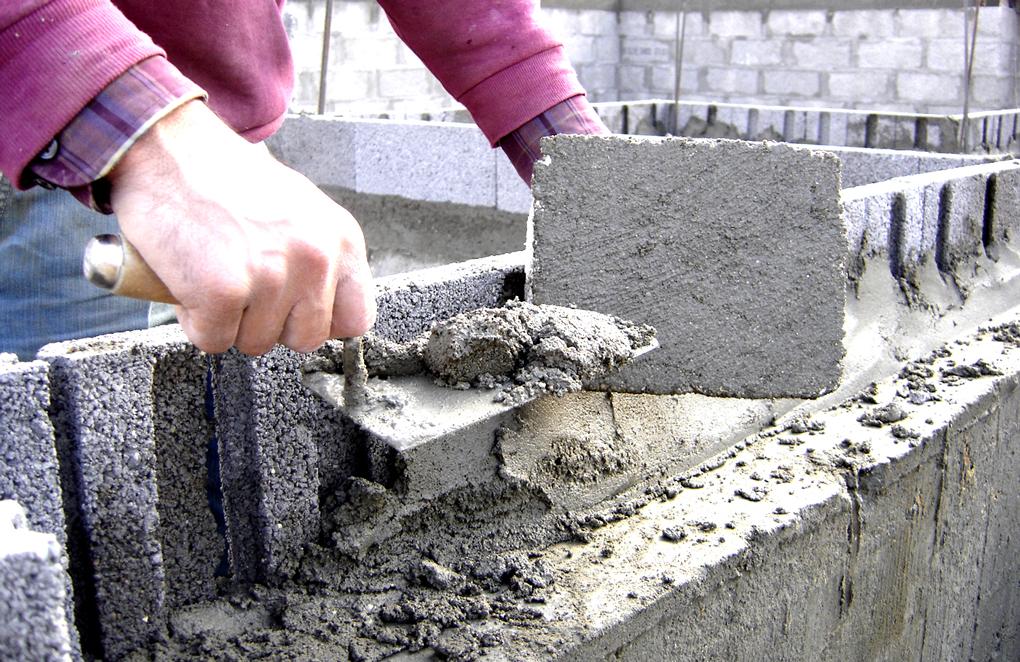 constructie zid casa din boltari
