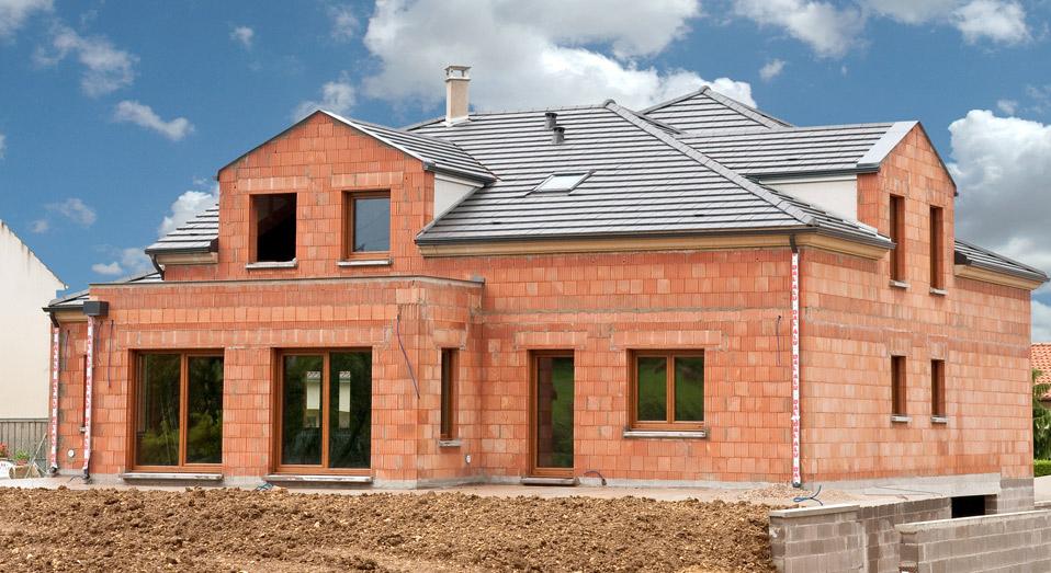 constructii ziduri casa din caramida