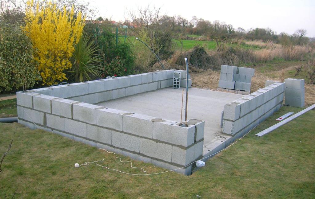 constructii ziduri din boltari