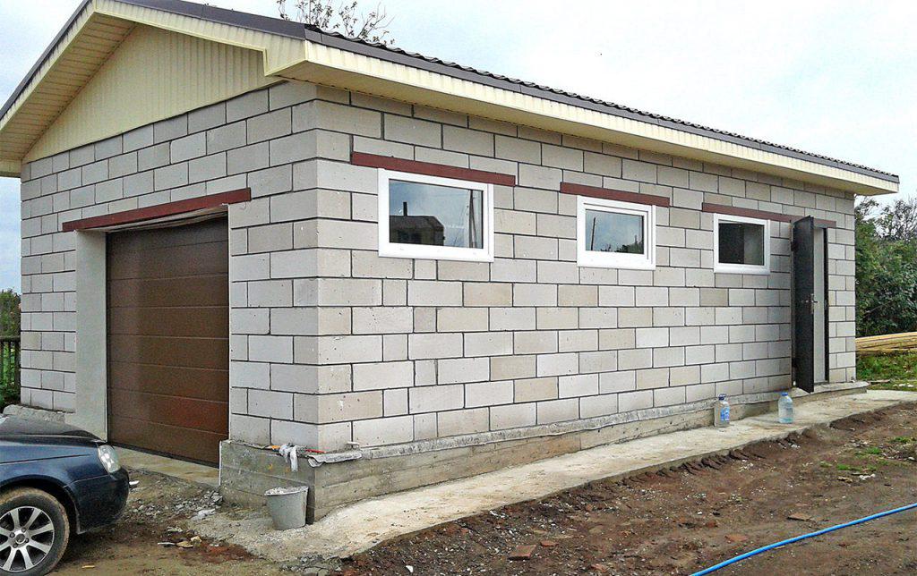 construire garaj suprateran