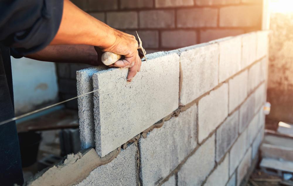 construire zid cu blocuri de fortan