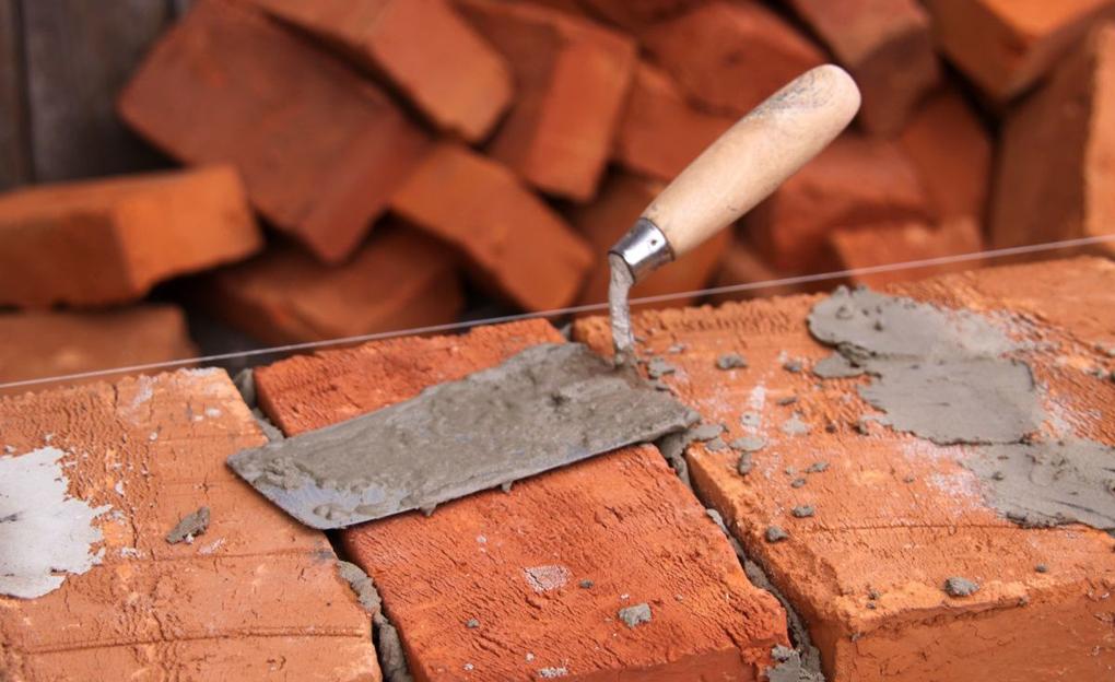 etape construire gratar de gradina
