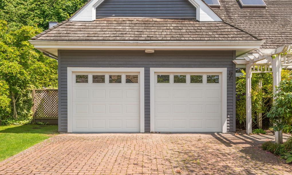 garaj integrat in casa