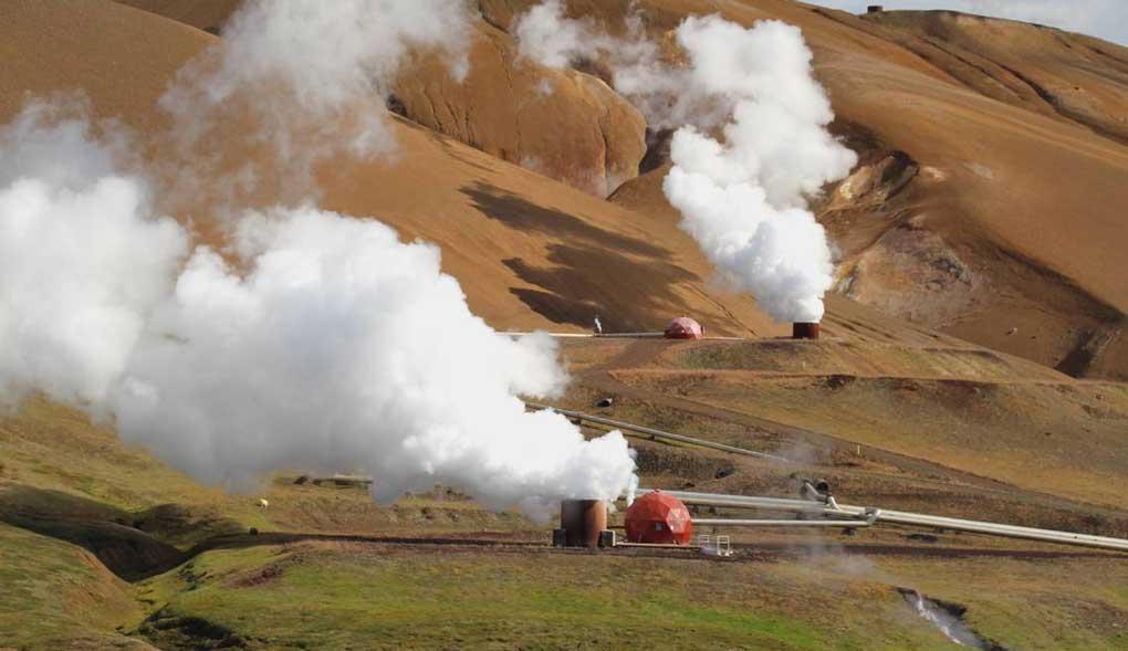 incalzire geotermala