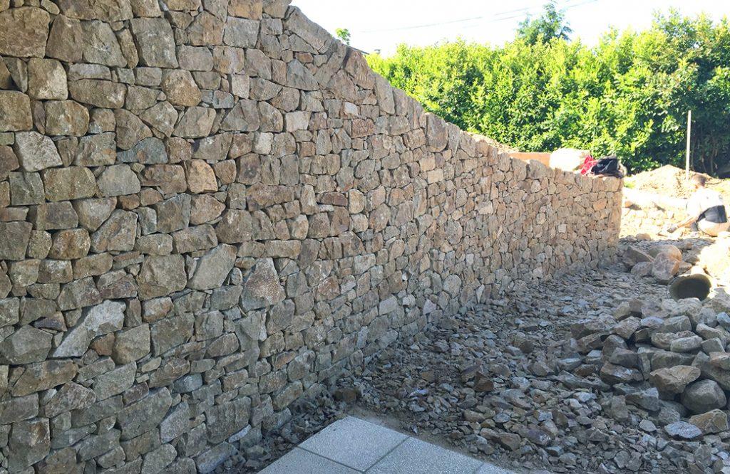 zidarie din piatra naturala
