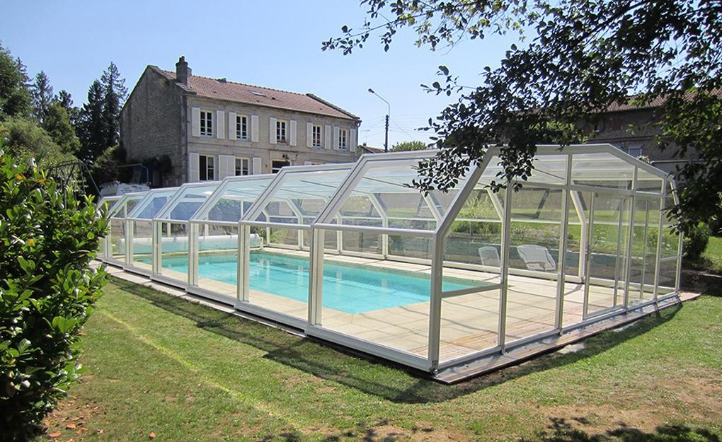 acoperis retractabil pentru piscina