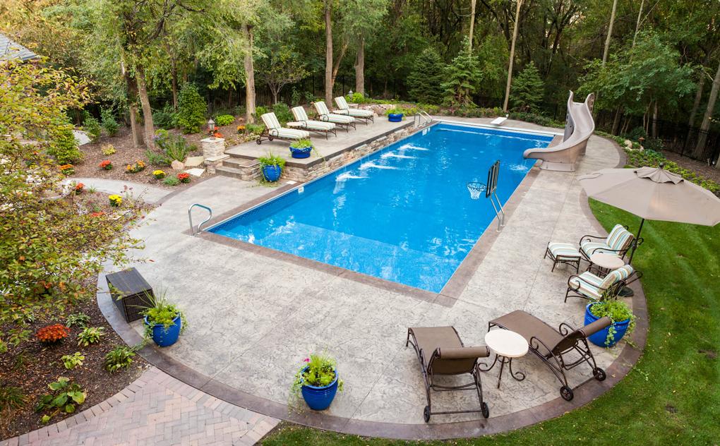 design piscina din beton
