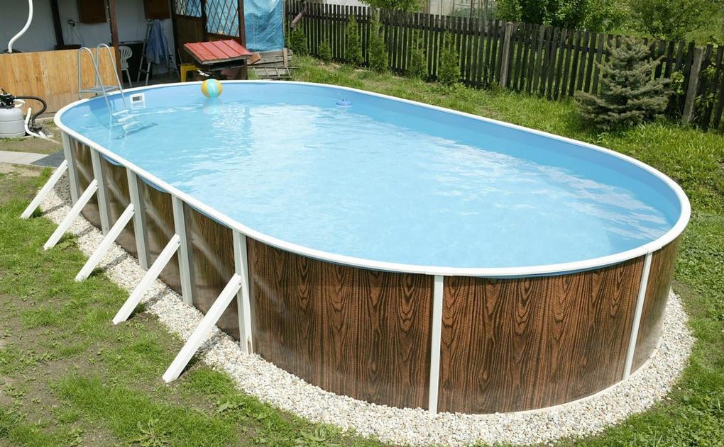 montaj piscina metalica