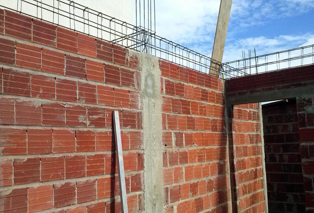zidarie confinata cadre beton