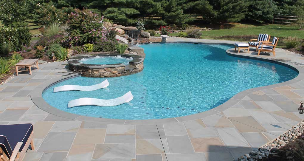 piscina ingropata