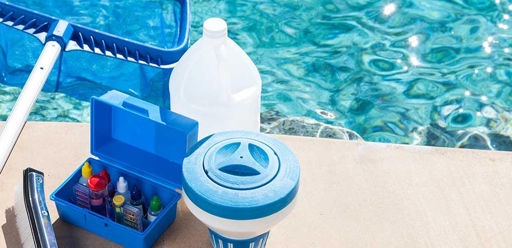 tratamente pentru intretinerea piscinei