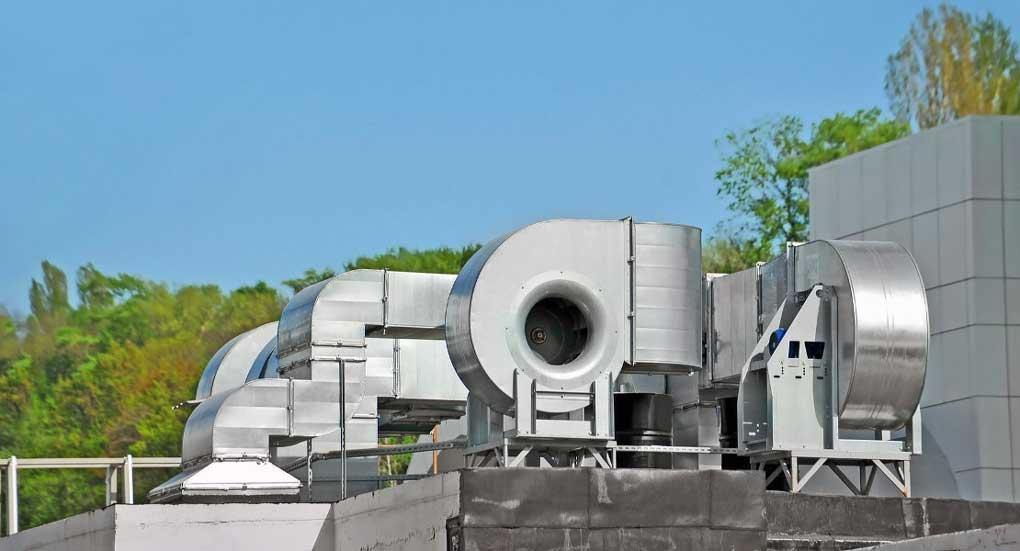 climatizare si ventilatie industriala hvac