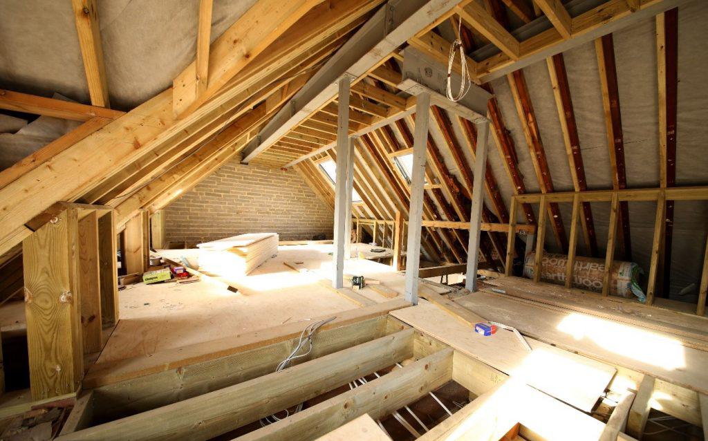 amenajare si constructie mansarda casa