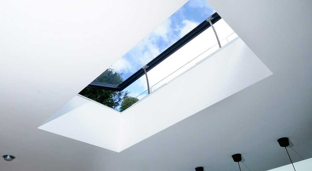 ferestre acoperis automatizate